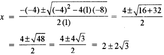 ICSE Maths Question Paper 2019 Solved for Class 10 14