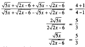 ICSE Maths Question Paper 2019 Solved for Class 10 38