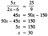 ICSE Maths Question Paper 2019 Solved for Class 10 39