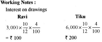 ISC Accounts Question Paper 2019 Solved for Class 12 50