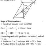 ML Aggarwal Class 9 Solutions for ICSE Maths Chapter 13 Rectilinear Figures 13.2 Q9.1