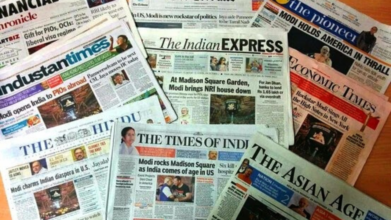 Essay on Importance of Newspaper Reading