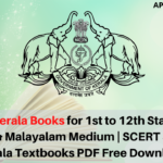 SCERT Kerala TextBooks