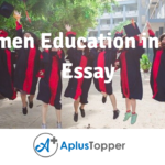 Women Education in India Essay