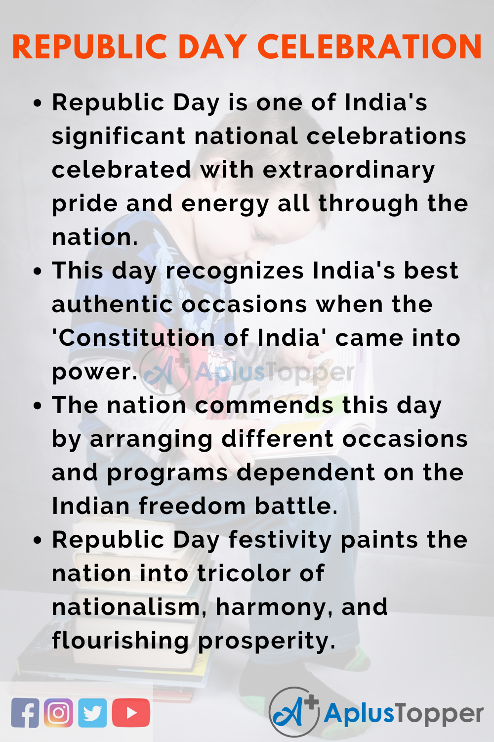 10 Lines On Republic Day