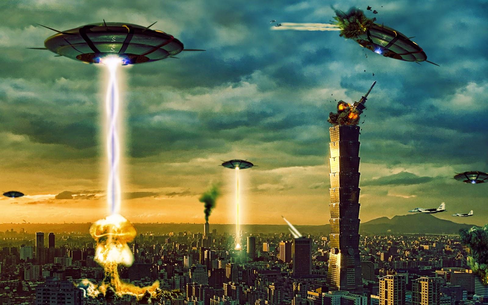 Essay On UFO