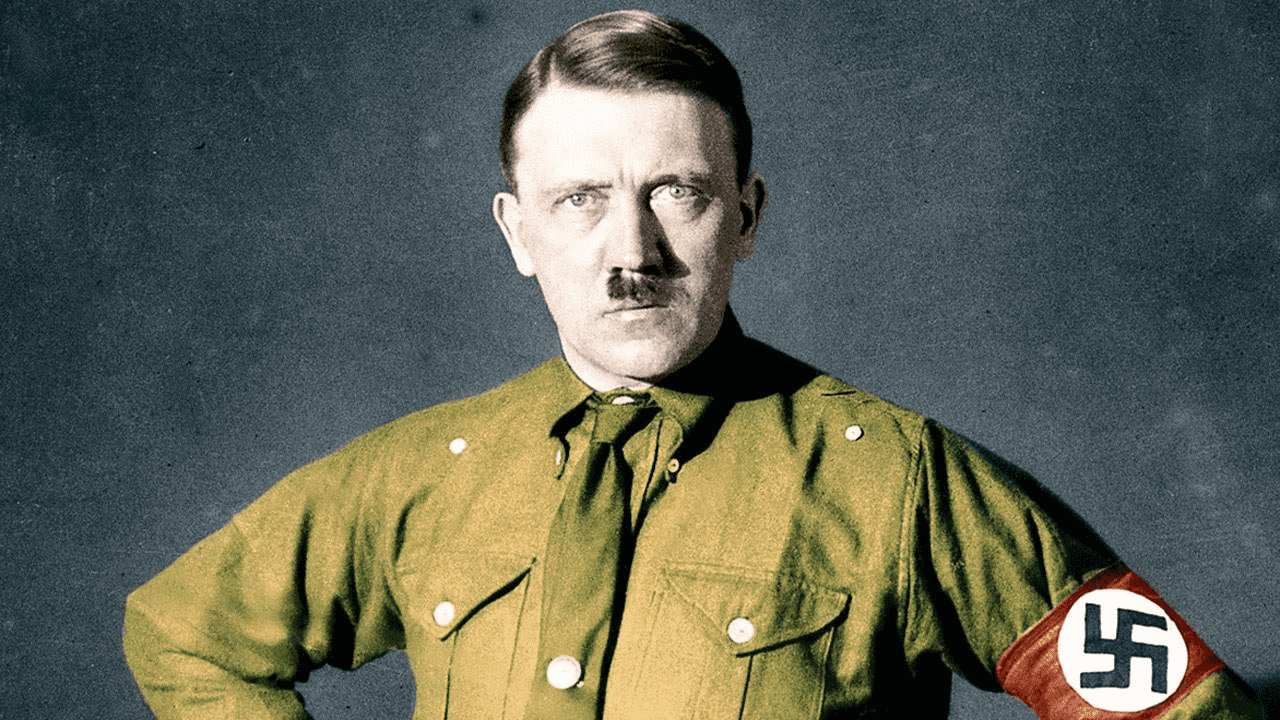 Essay on Adolf Hitler