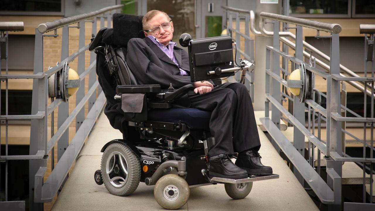 Essay on Stephen Hawking