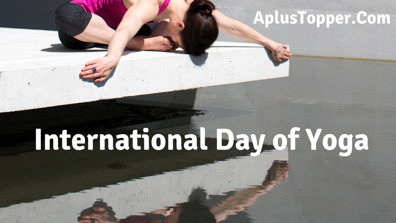 International Day of Yoga Theme