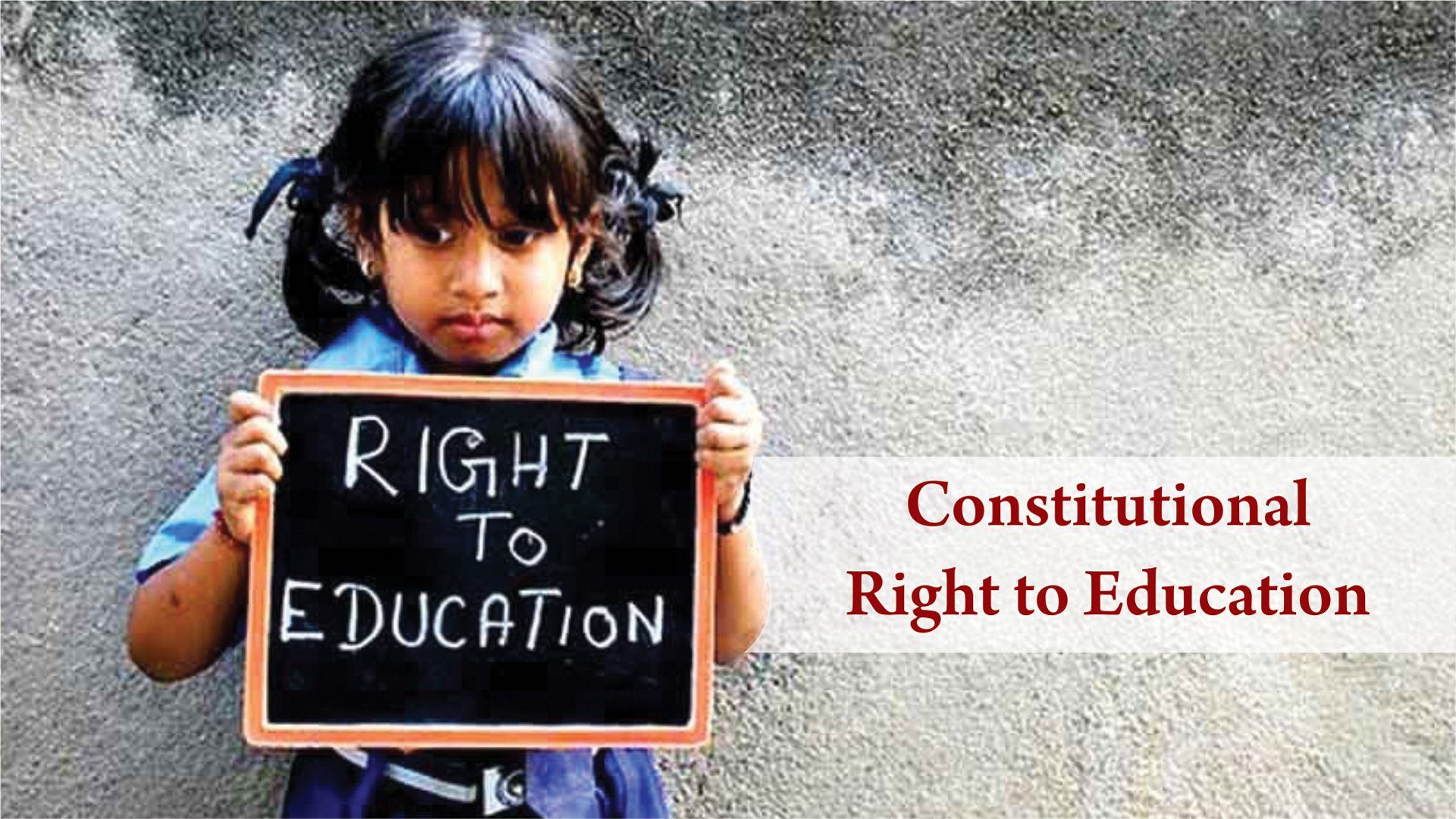 Essay On Right To Education