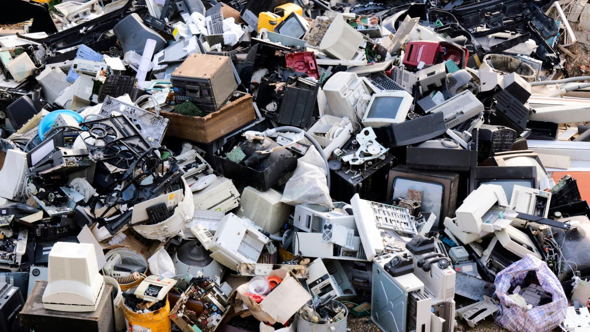 E-Waste Essay