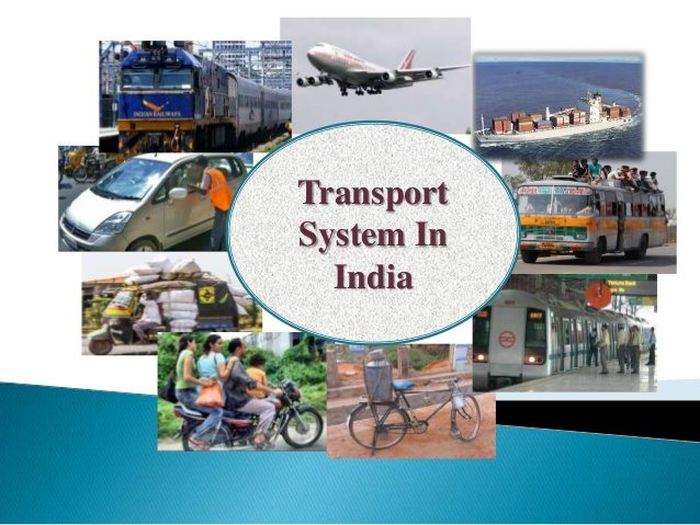 Transport In India Essay