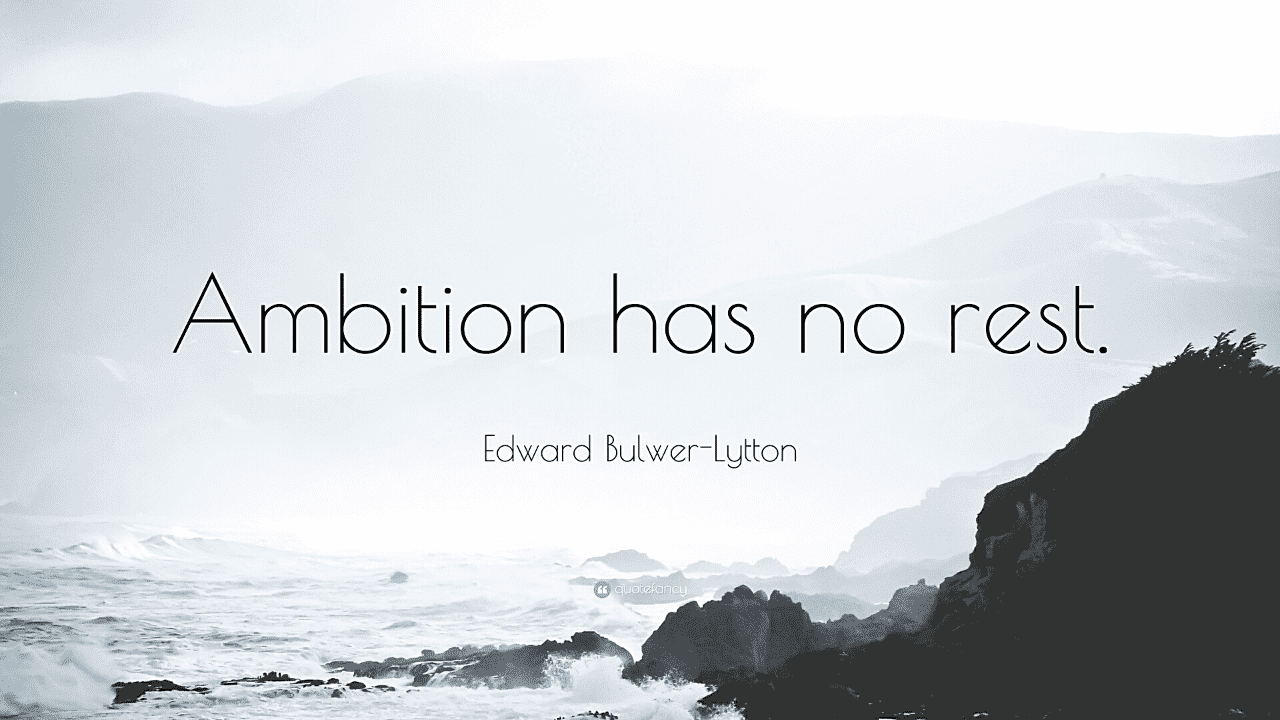 Ambition Essay