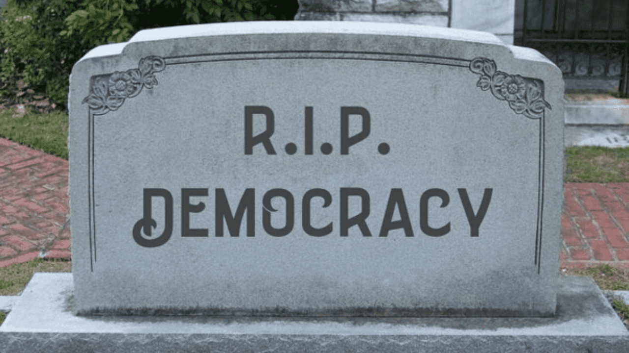 Essay on Democracy has Failed in India
