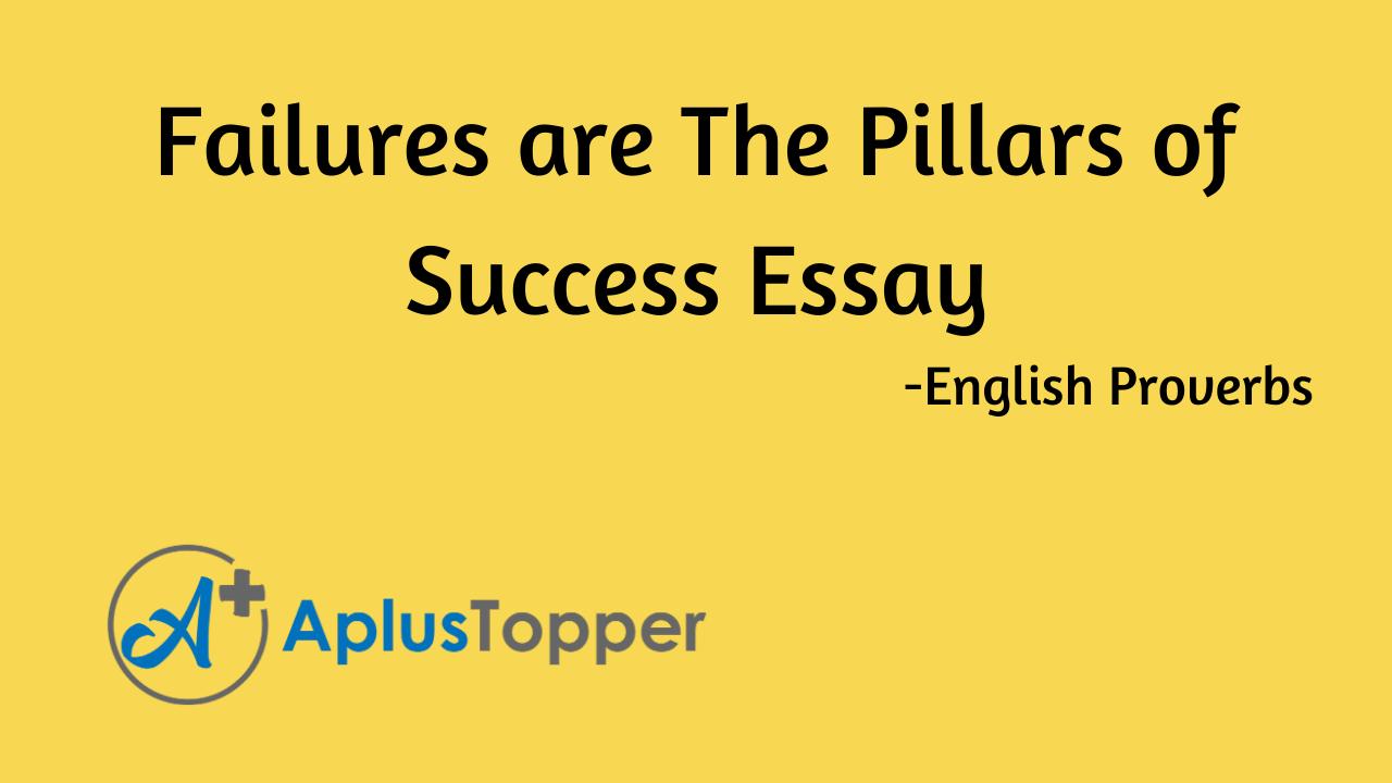 Failure before success essay etl data analyst resume