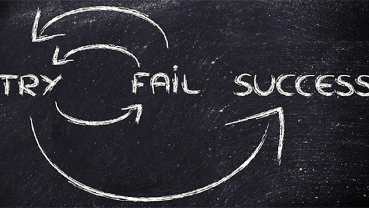Failures are The Pillars of Success Essay