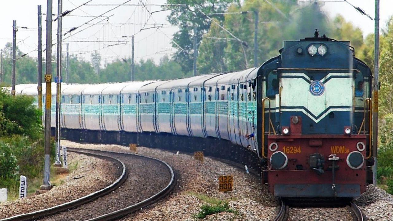 Indian Railways Essay