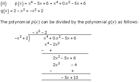 NCERT Solutions for Class 10 Maths Chapter 2 Polynomials 19