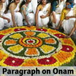 Paragraph on Onam