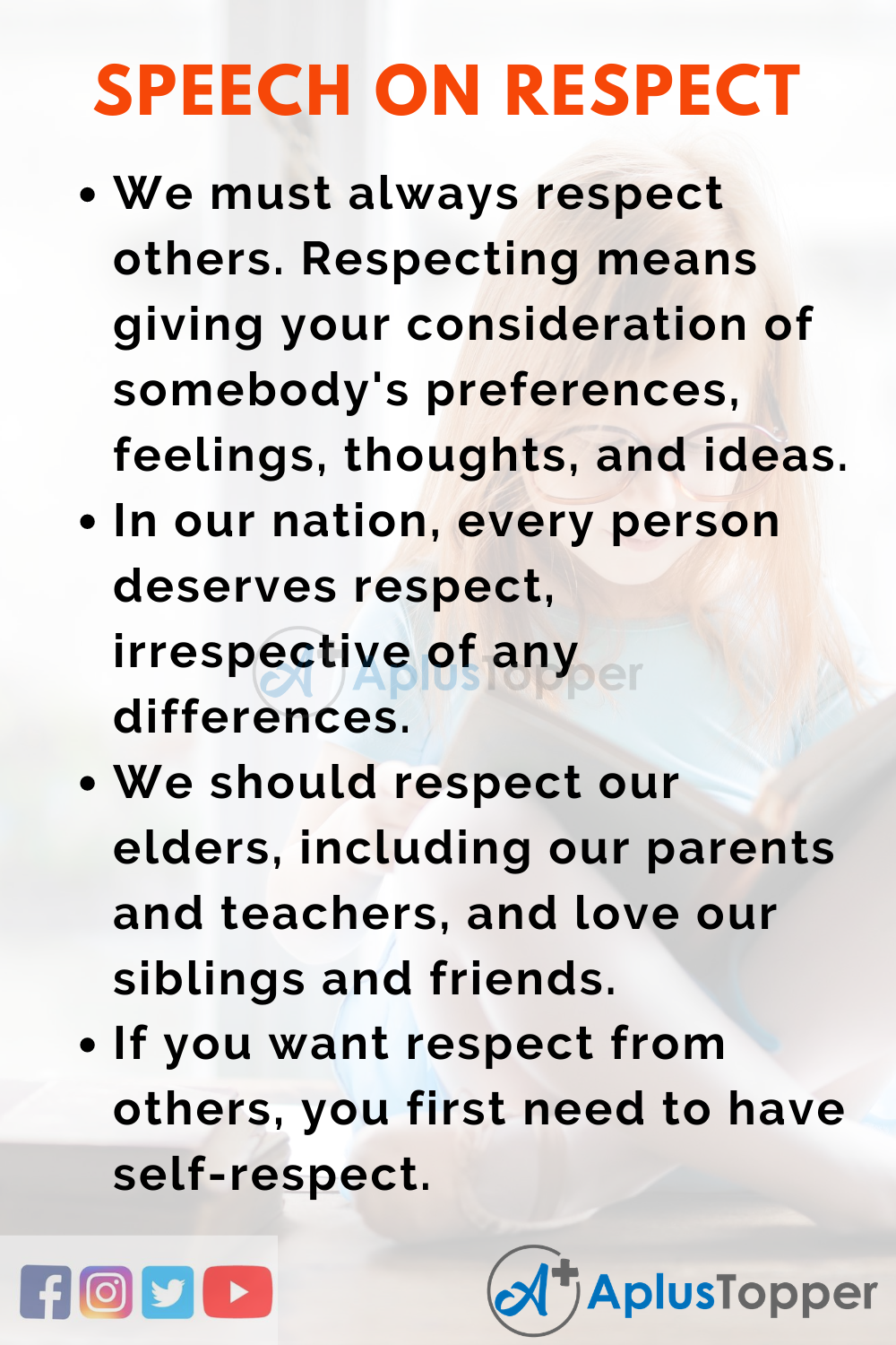 essay on how to respect your teacher
