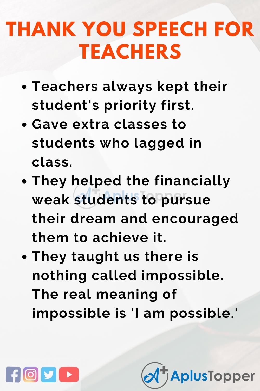 Example essay thank you teacher write a leaflet gcse