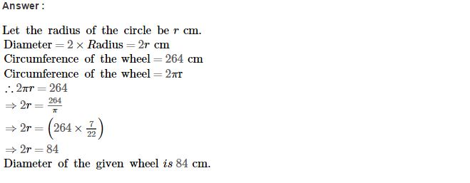 Concepts of Perimeter and Area RS Aggarwal Class 6 Maths Solutions Ex 21B 4.1