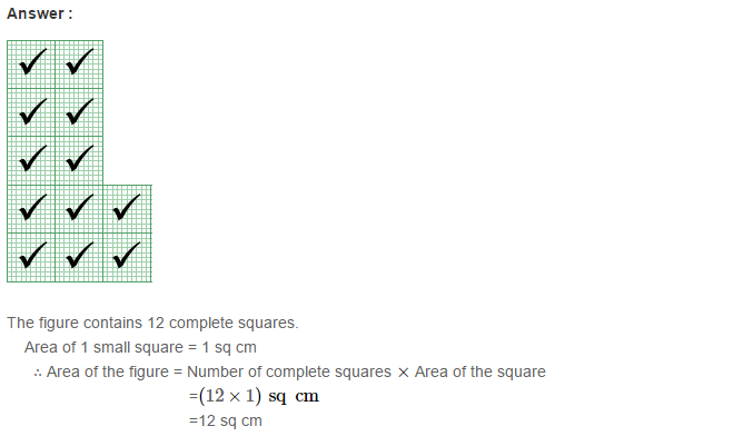 Concepts of Perimeter and Area RS Aggarwal Class 6 Maths Solutions Ex 21C 1.1