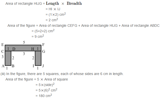 Concepts of Perimeter and Area RS Aggarwal Class 6 Maths Solutions Ex 21D 19.3