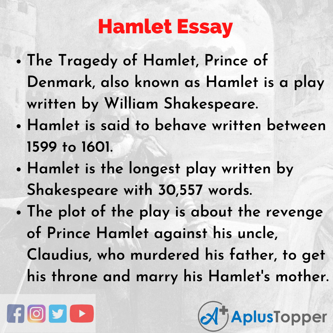 Essay about Hamlet