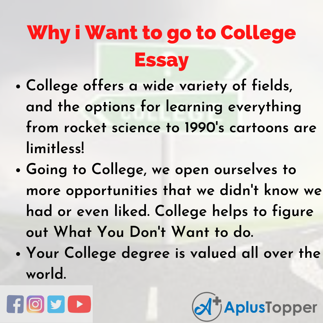 Five paragraph essay on why college is important to me sample teatcher resume