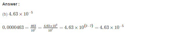 Exponents RS Aggarwal Class 8 Maths Solutions Exercise 2C 16.1