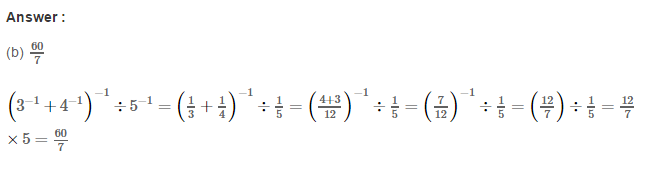 Exponents RS Aggarwal Class 8 Maths Solutions Exercise 2C 5.1