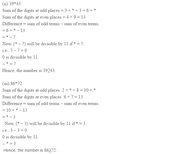 Factors and Multiples RS Aggarwal Class 6 Maths Solutions Ex 2B 13.2