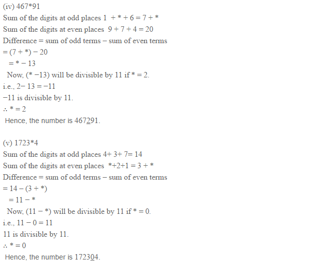 Factors and Multiples RS Aggarwal Class 6 Maths Solutions Ex 2B 13.3