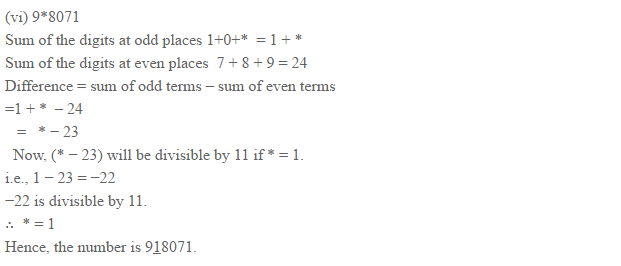 Factors and Multiples RS Aggarwal Class 6 Maths Solutions Ex 2B 13.4