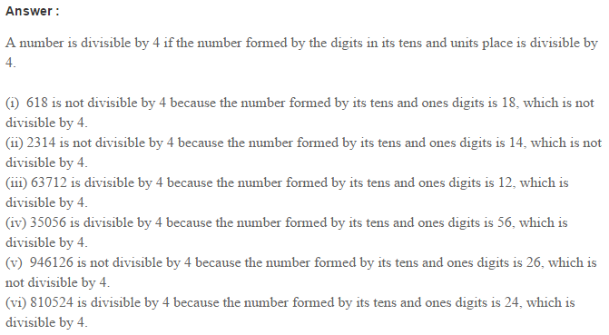 Factors and Multiples RS Aggarwal Class 6 Maths Solutions Ex 2B 3.1