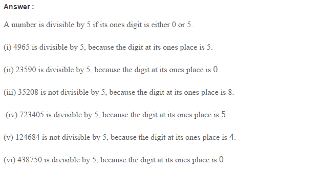 Factors and Multiples RS Aggarwal Class 6 Maths Solutions Ex 2B 4.1