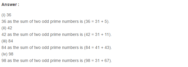 Factors and Multiples RS Aggarwal Class 6 Maths Solutions Exercise 2A 14.1