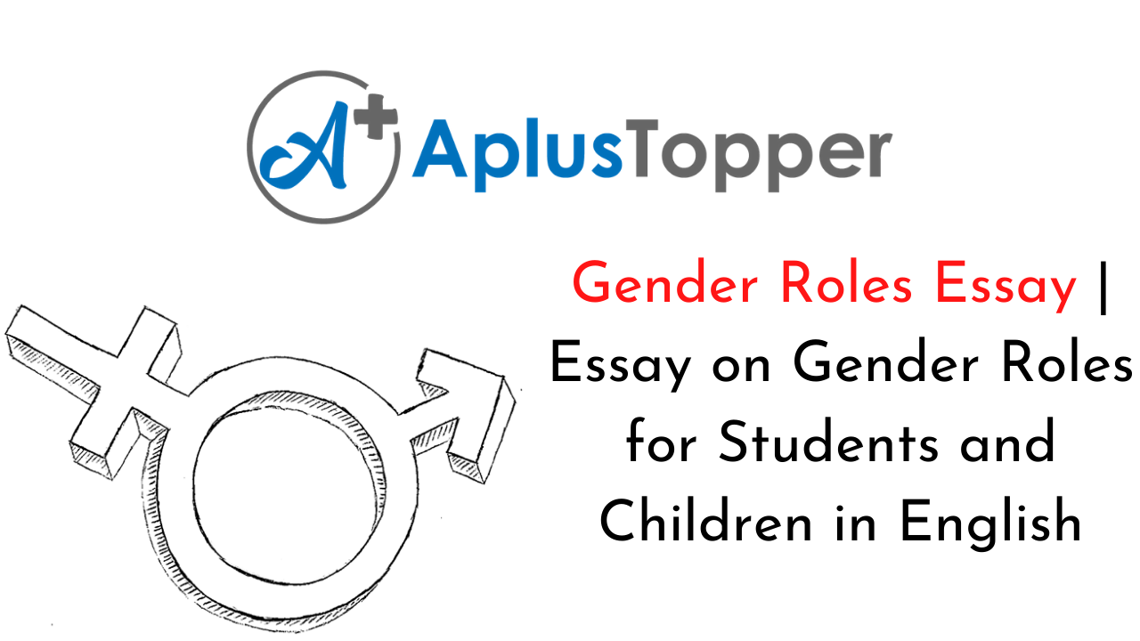 Gender Roles and Stereotypes - Free Essay Example | blogger.com