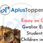 Gwalior Essay