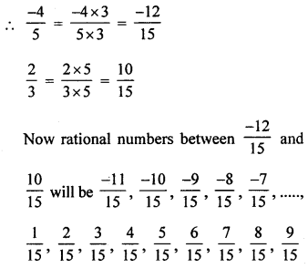 ML Aggarwal Class 8 Solutions for ICSE Maths Model Question Paper 1 Q5.1