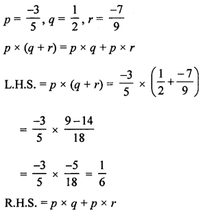 ML Aggarwal Class 8 Solutions for ICSE Maths Model Question Paper 1 Q8.1
