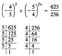 ML Aggarwal Class 8 Solutions for ICSE Maths Model Question Paper 3 Q11.1