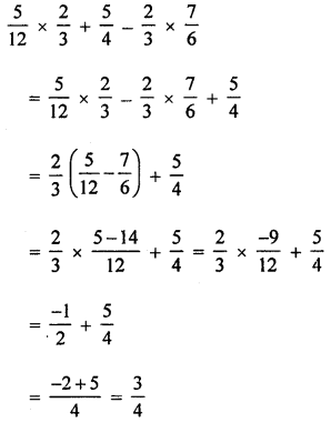 ML Aggarwal Class 8 Solutions for ICSE Maths Model Question Paper 3 Q12.2
