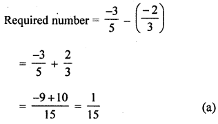 ML Aggarwal Class 8 Solutions for ICSE Maths Model Question Paper 3 Q2.3