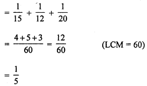 ML Aggarwal Class 8 Solutions for ICSE Maths Model Question Paper 3 Q27.1