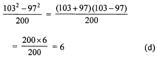 ML Aggarwal Class 8 Solutions for ICSE Maths Model Question Paper 4 Q1.1