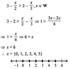 ML Aggarwal Class 8 Solutions for ICSE Maths Model Question Paper 4 Q8.1