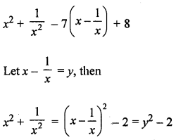 ML Aggarwal Class 8 Solutions for ICSE Maths Model Question Paper 4 Q9.1
