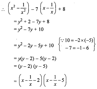 ML Aggarwal Class 8 Solutions for ICSE Maths Model Question Paper 4 Q9.2